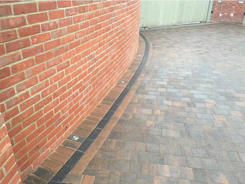 Perfect wall and brickwork in Aylesbury