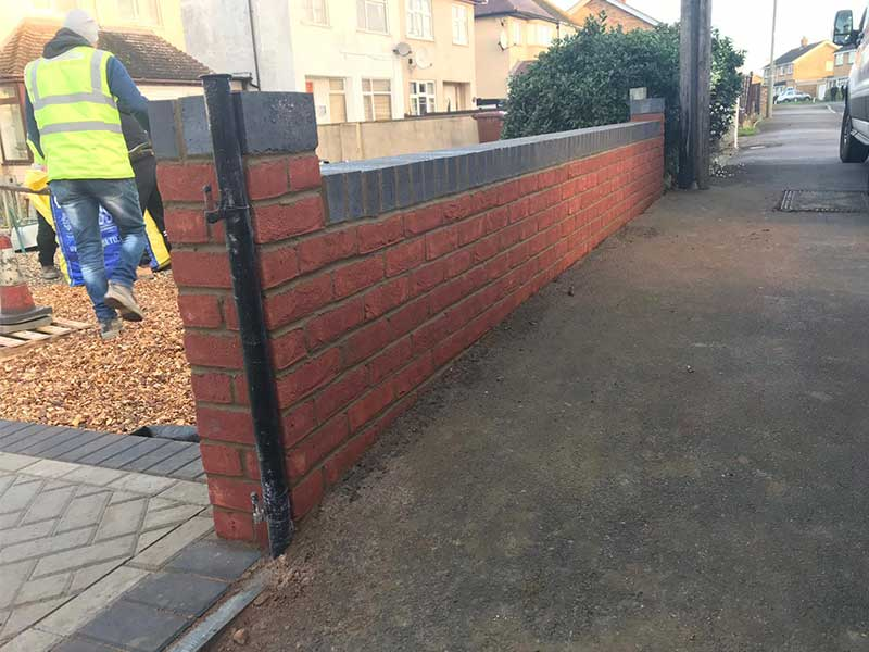 Walls Services in Aylesbury & Oxford